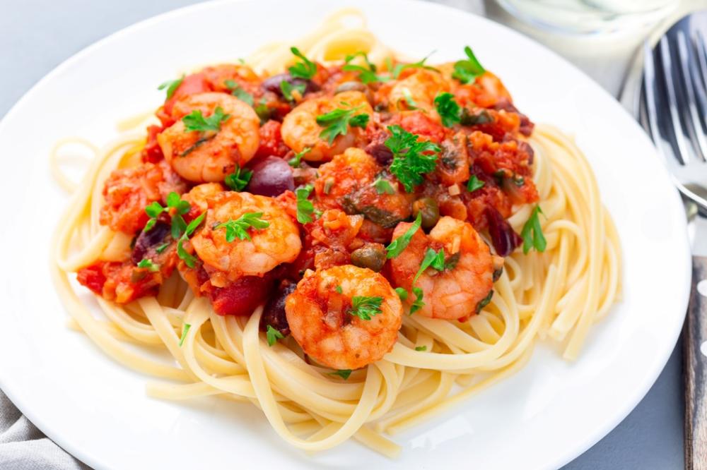 Seafood Marinara Pasta Recipe Seafood Marinara Pasta Marinara Seafood