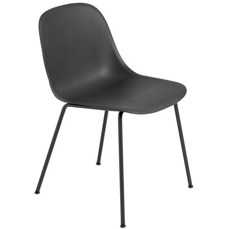 Fiber Side Chair: Tube Base   A+R Store. South OrangeOrange NjSide ChairsDining  ...