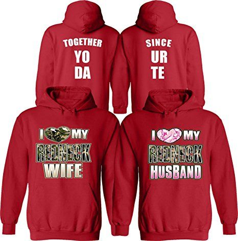 Hoodie Gift for Wife from Hubby Romantic Mothers Day