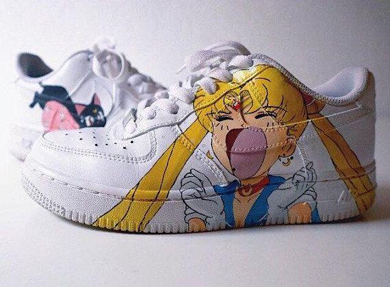 Air Scarpe 2019Shoes Force Ideas Custom Sailor Nike 1 Nel