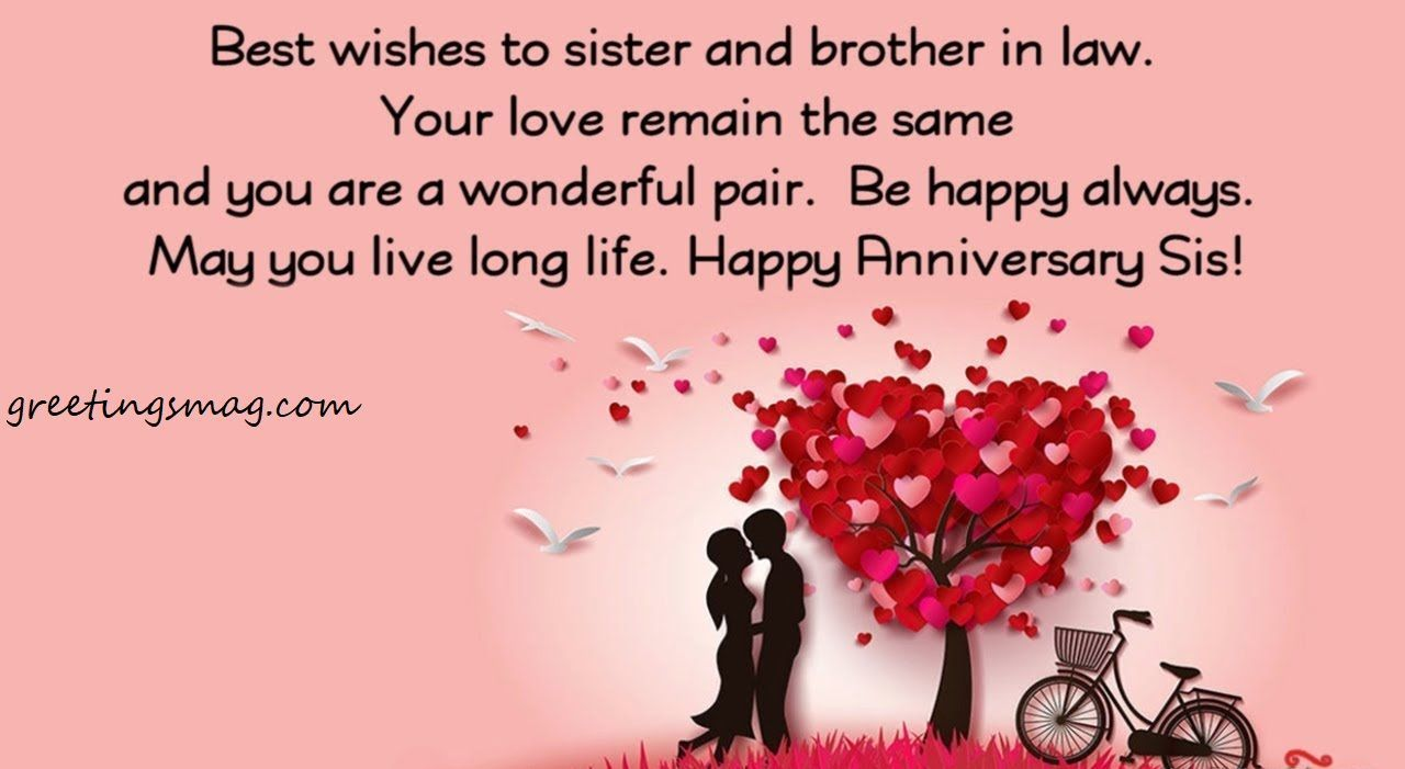 Marriage Anniversary Quotes For Sister Anniversary Marriage Quotes Sister Anniversary Wishes For Sister Marriage Anniversary Quotes Happy Anniversary Quotes
