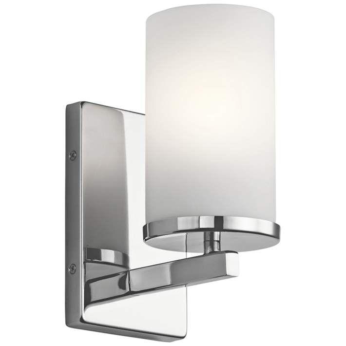 40++ Bathroom wall sconces chrome information