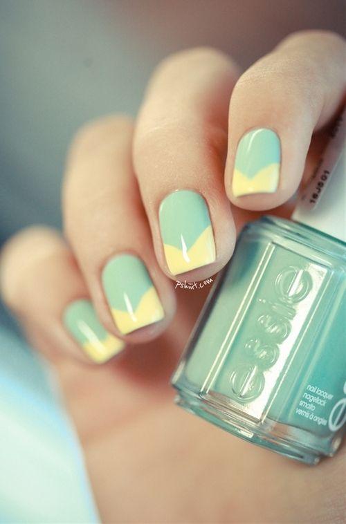 nails #nailpolish #beauty #makeup #cute | Love Nails | Pinterest ...