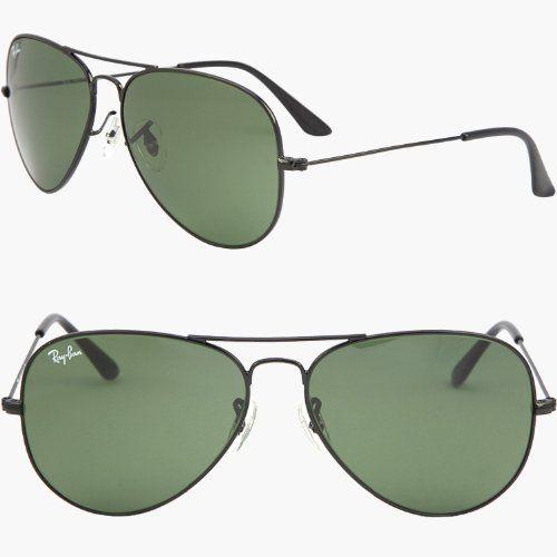 Ray Ban Aviator 3025 Sonnenbrille Schwarz 55mm 58mm 62mm Ray Ban Aviators Sunglasses Ray Bans
