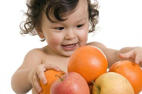 Los vegetales y los niños. www.cultivarsalud.com