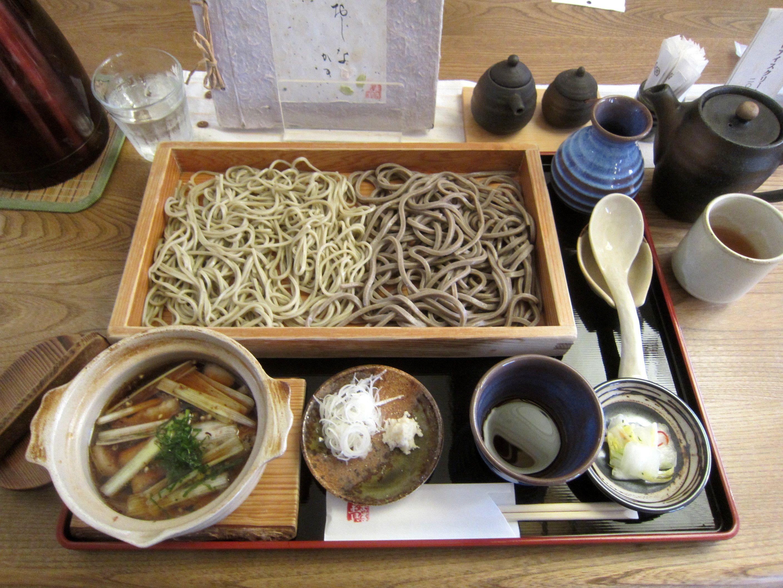 札幌市清田区 まる貴そば 2回目の投稿 鴨南蛮そば そば 美味しい