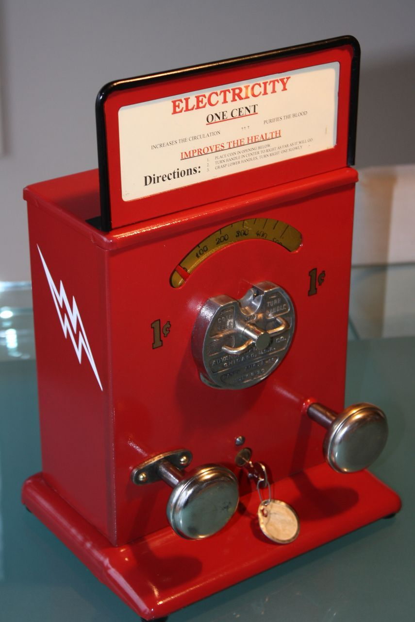 electric shock machine for sale