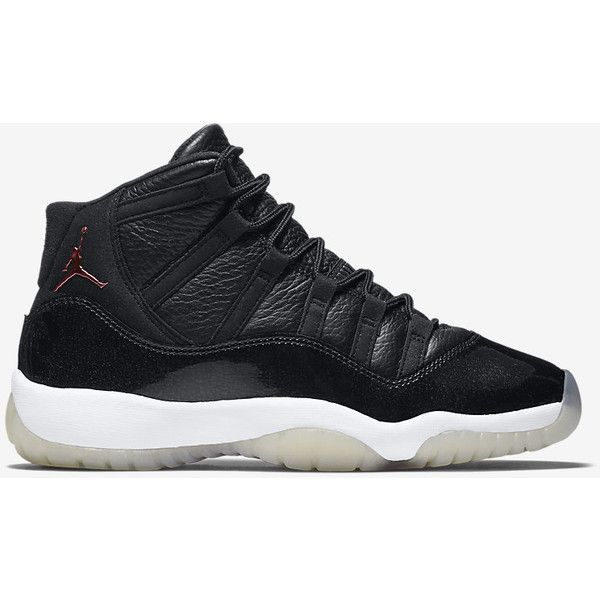 Air Jordan XI Retro Three-Quarter Kids' Shoe. Nike.com ($160