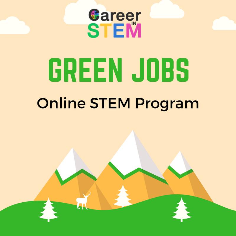 Environmental Career Explorers Green jobs, Science