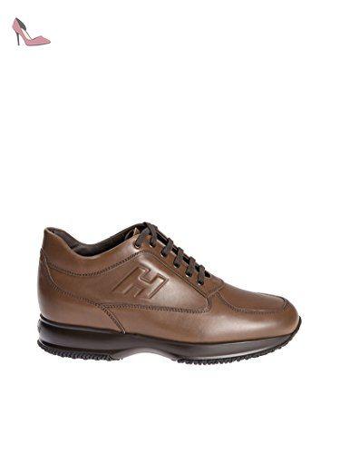 Chaussures De Sport Pour Les Femmes À La Vente En Sortie, Noir, Cuir, 2017, 36,5 Hogan