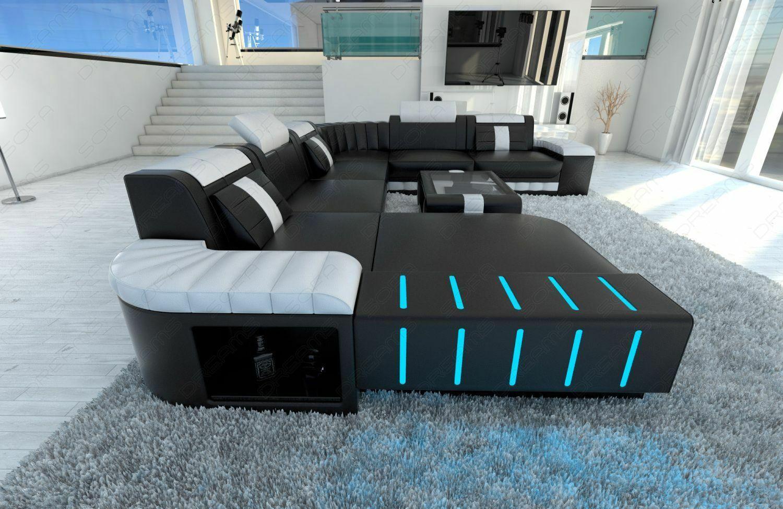 Sofa Set Interior Design Luxury Sofa Bellagio Xxl Led Lighting