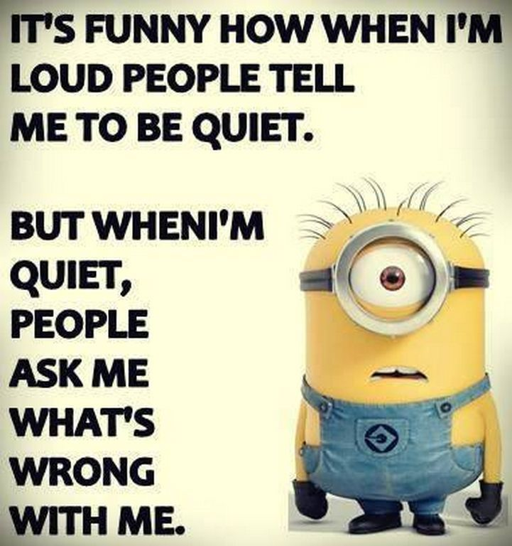 Crazy minion sayings October 2015 (04:29:56 AM, Tuesday 06, October 2015 PDT) …