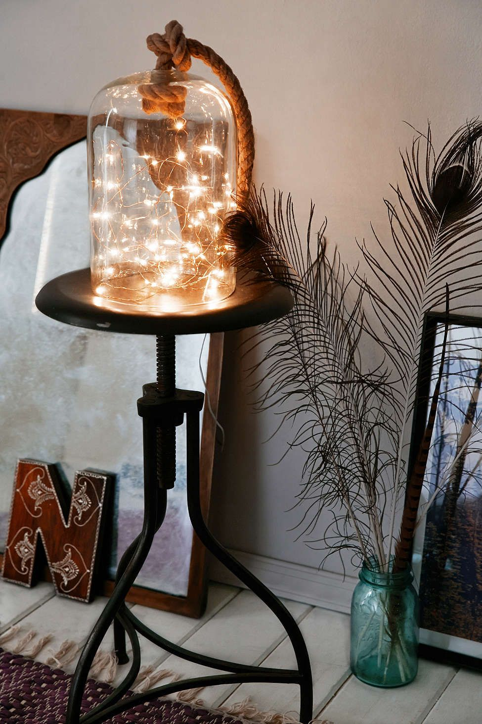 Firefly battery powered string lights urban outfitters