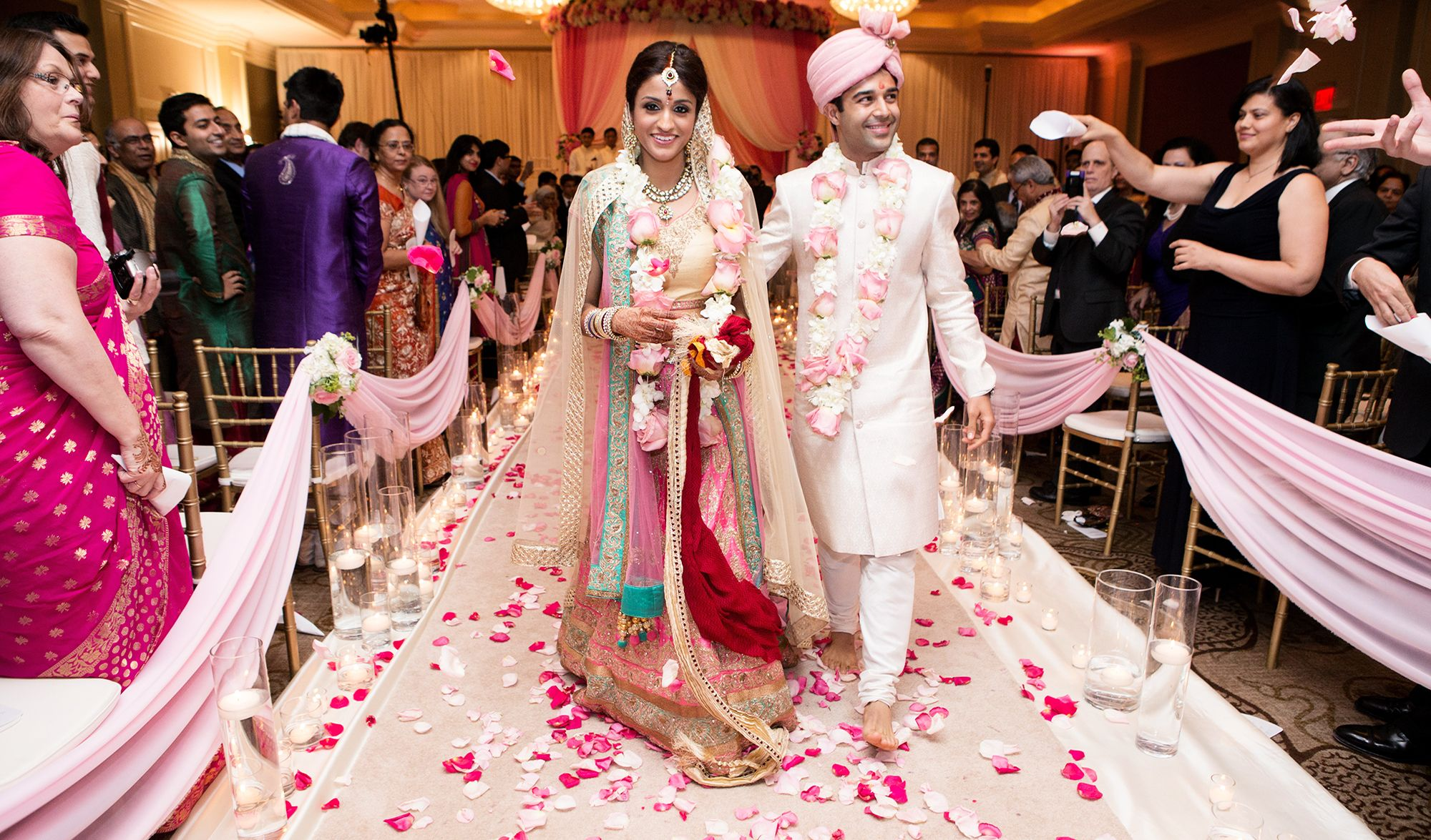 How Indian Weddings In America Became So Amazing And Pricey
