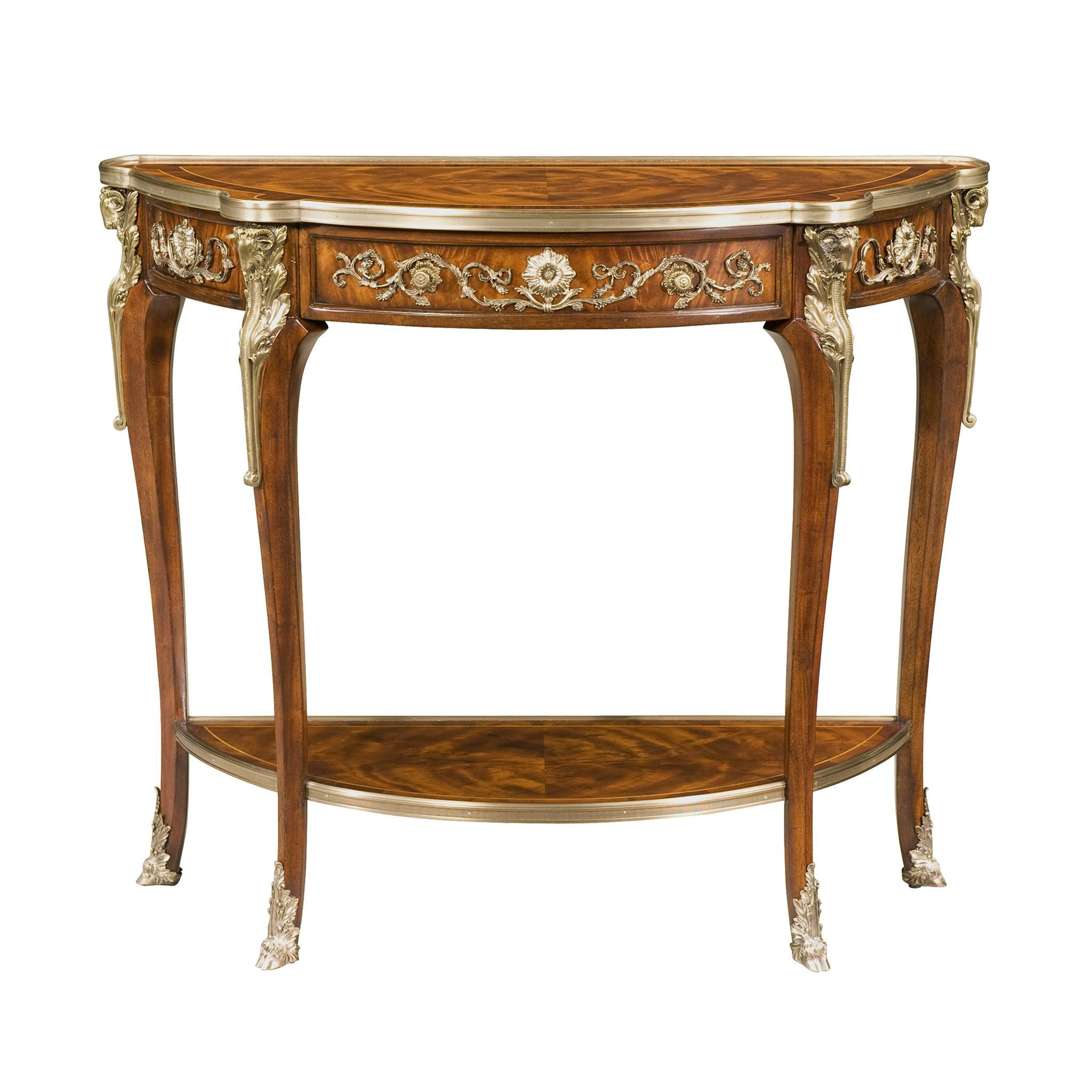 Louis Xv Style Console Table Console Table French Console Table Table