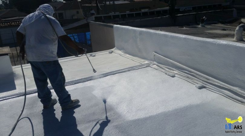 Pros And Cons Of Roofing Systems With Spray Polyurethane Foam Spf Polyurethane Spray Foam Roofing Systems Roofing