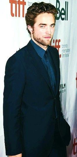 Robert Pattinson at the premiere of MTTS at the TIFF