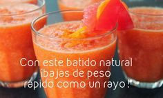 Batido para perder peso   -   Lose weight smoothie