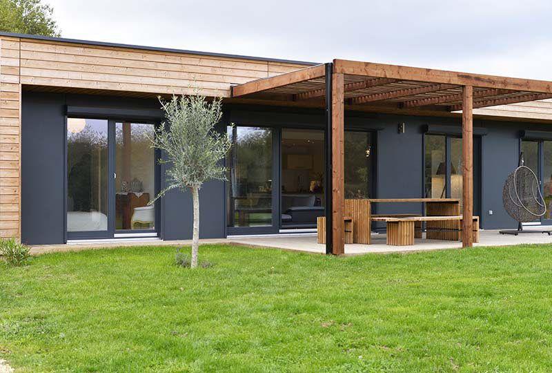 Les 25 meilleures id es de la cat gorie construction modulaire sur pinterest maisons for Module prefabrique maison