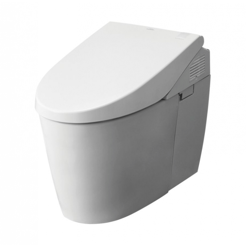 TOTO MS982CUMG#01 Neorest Elongated Toilet with ewater+ at Mega ...