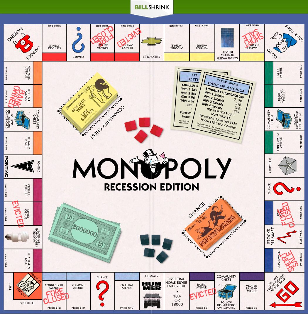 Monopoly is one of the most popular board games ever