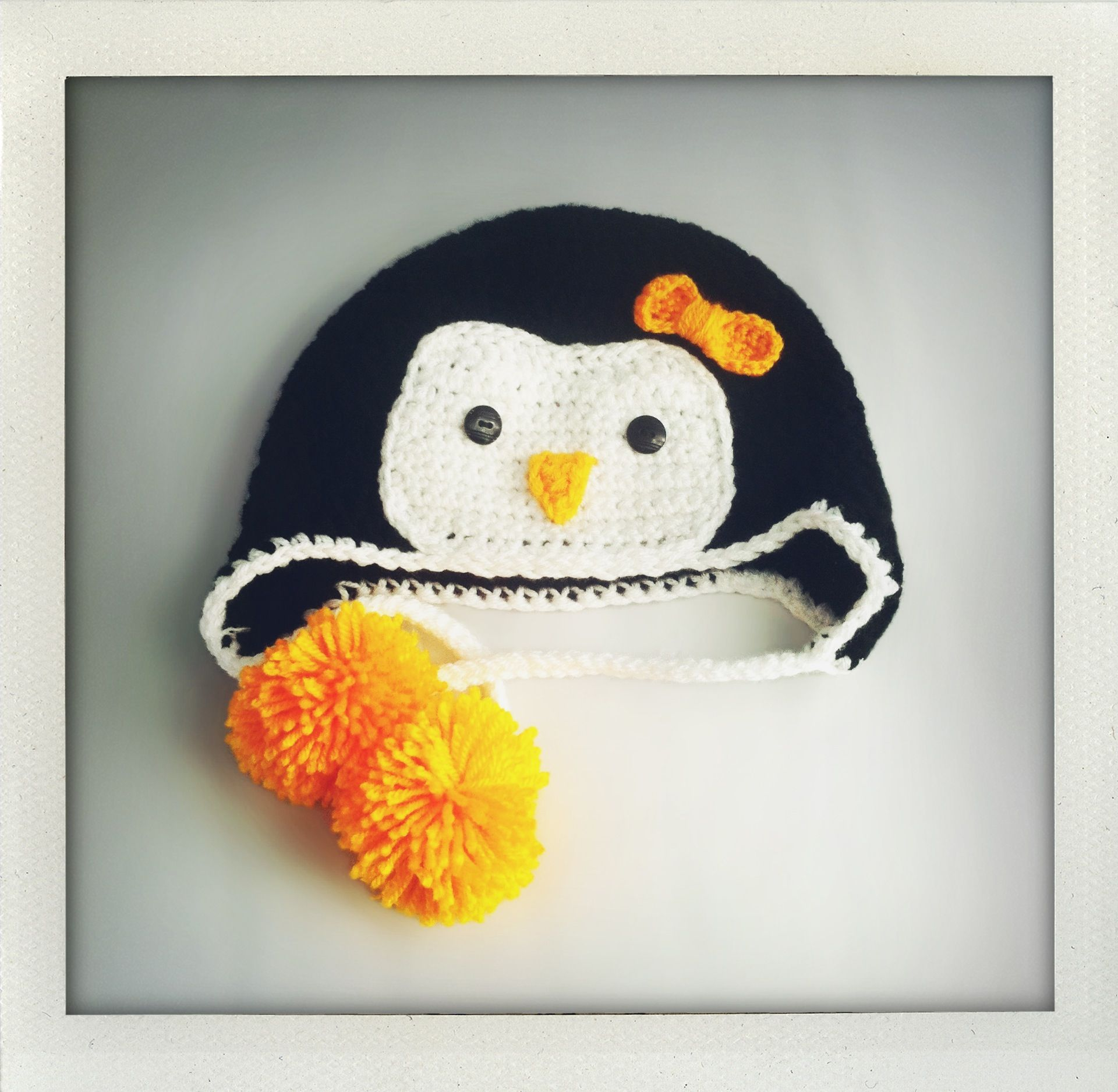 Penguin Hat By Repeat Crafter Me Discount Sale Bb78c A1cfc