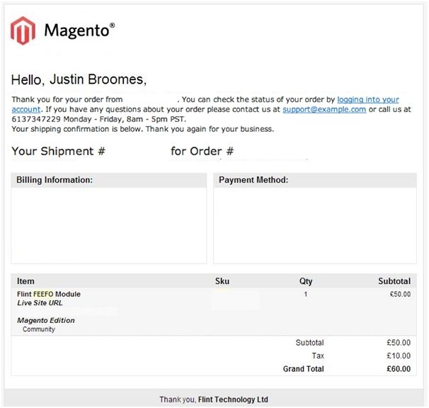 Transactional Email Templates  Cerca Con Google  Trigger Mail