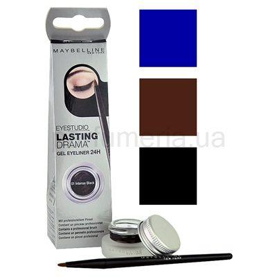 Maybelline Eyeliner Lasting Drama гелева підводка для очей Parfumeria Ua Gel Eyeliner Maybelline Eyeliner Eyeliner