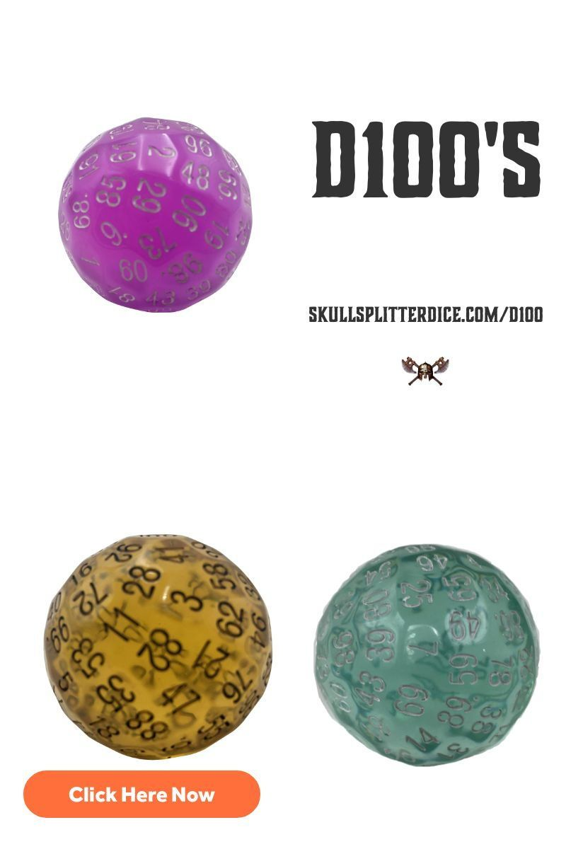 How To Use A D100 For D D Dungeons And Dragons Tabletop And Other Roleplaying Games In 2020 Dungeons And Dragons Gifts Dungeon Master Gifts D D Dungeons And Dragons