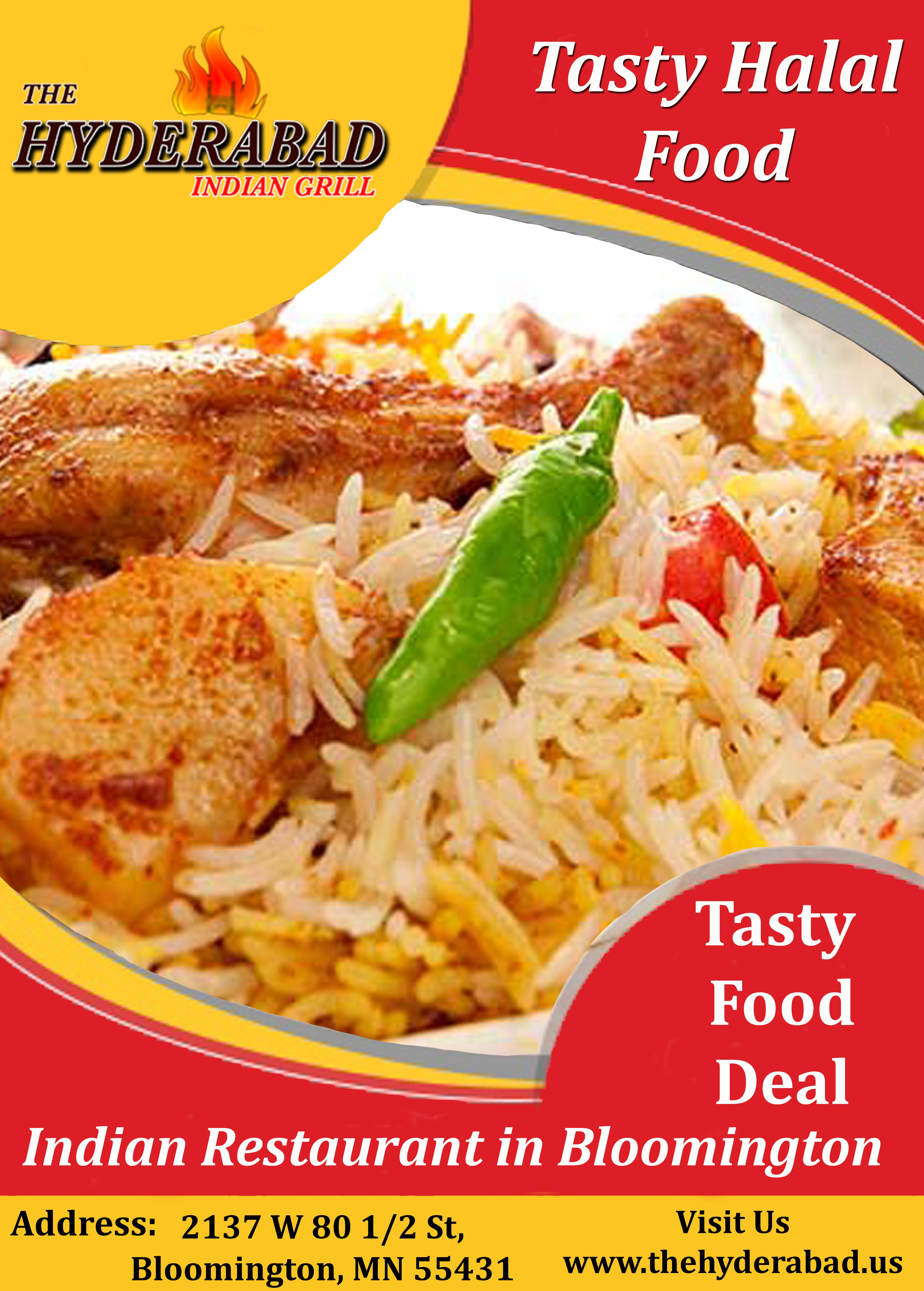 Hyderabad Us Restaurant Has Best Indian Food Catering Services And Gives Delivery As In Bloomington Etc If You Want For More Information Please Call