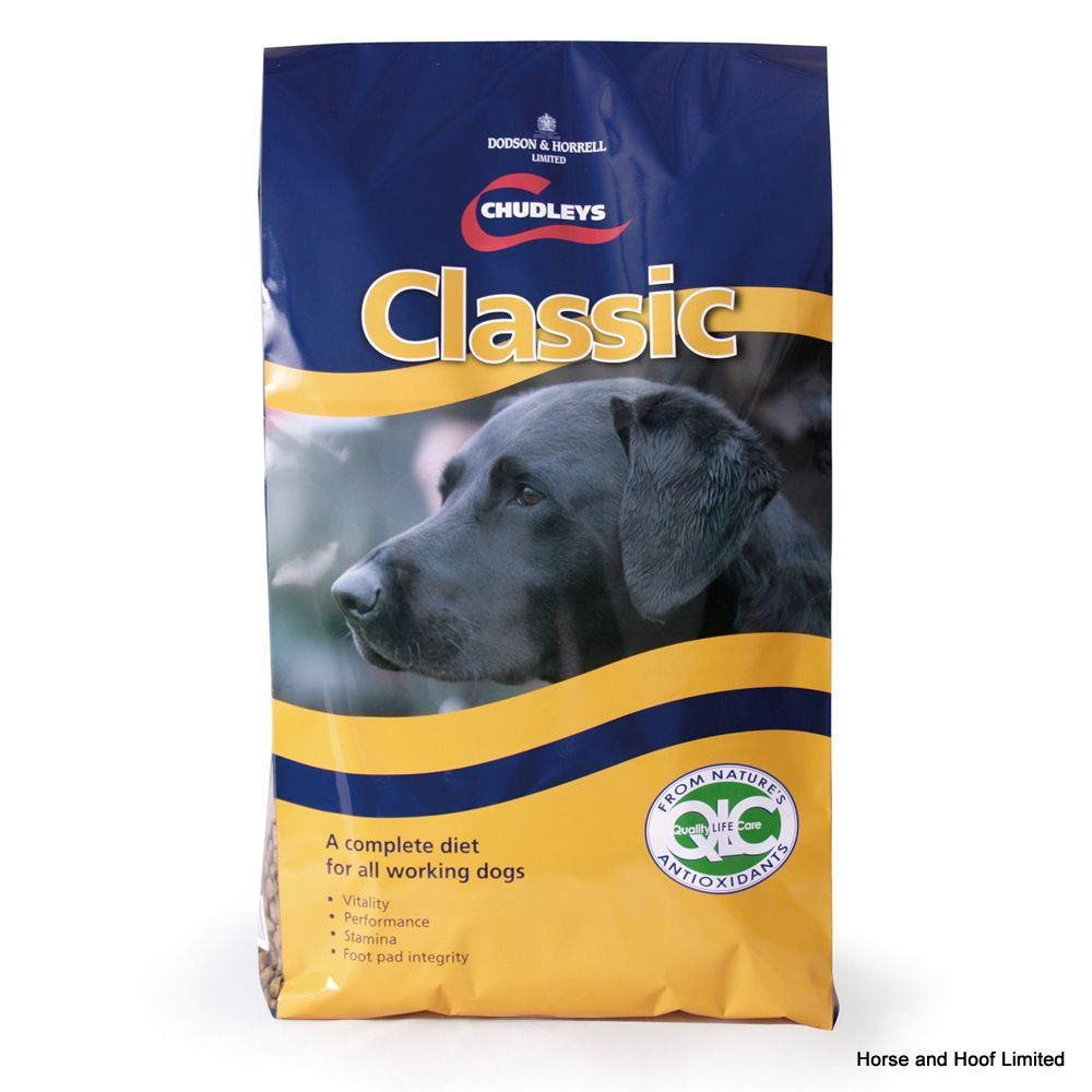 Chudleys Classic Dog Food Dog Food Recipes Dry Dog Food Can