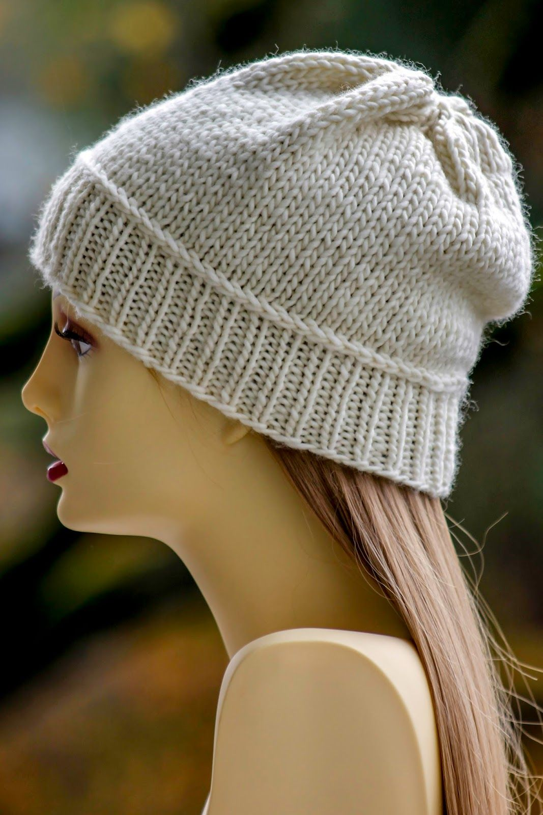 Susan\'s Slouch Hat Balls to the Walls Knits, A collection of free ...