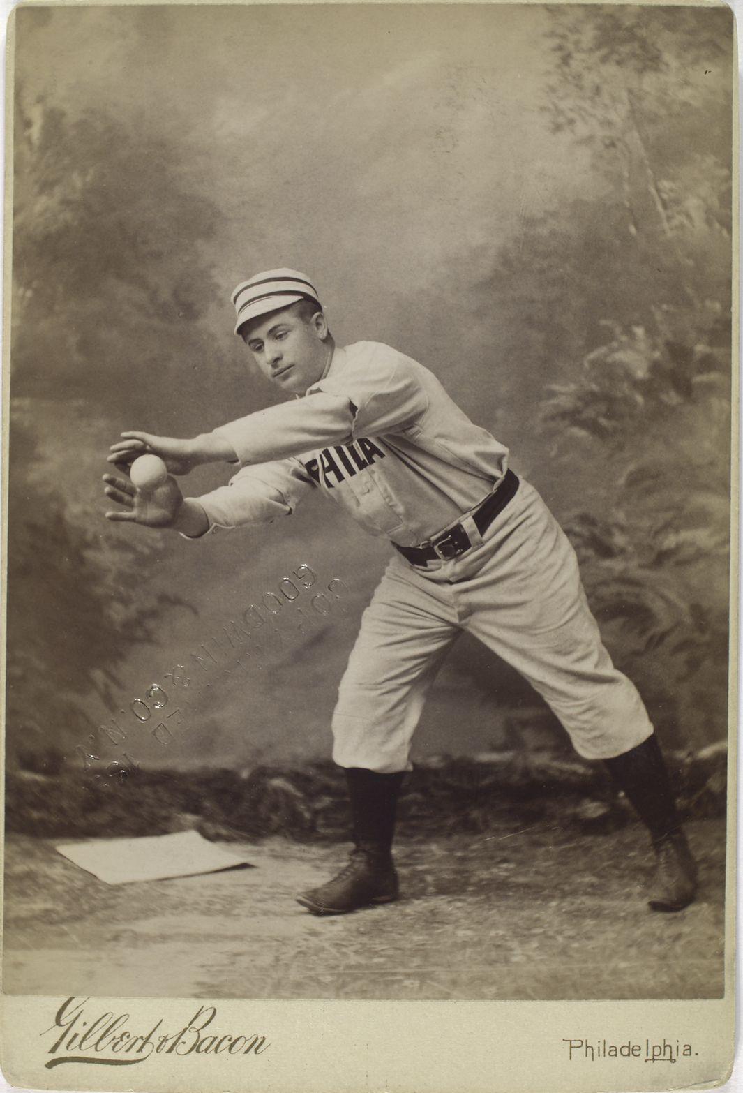 Rare Photographs Of Baseball S Beginnings