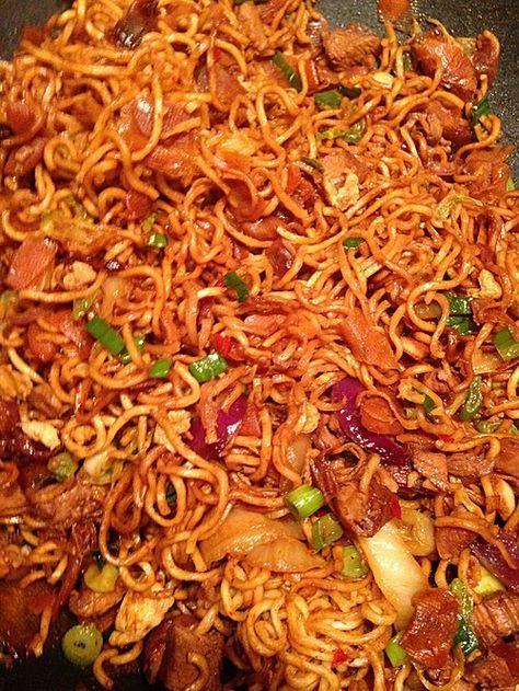 Bami Goreng von impala | Chefkoch #chinesemeals