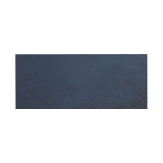 Carrelage mur bleu nuit 25 x 60 cm Drama (vendu au carton) | Murs bleus, Parement mural, Bleu nuit