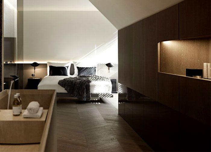 Luxury Loft Apartment by Bernd Gruber bernd gruber design stylish