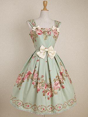 Mary Magdalene Jumper Skirt Mille Rose Op Dream Dress