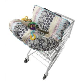 Infantino Plenty Shopping Cart High Chair Cover Highchair Cover Baby Shopping Cart Cover Baby Shopping Cart