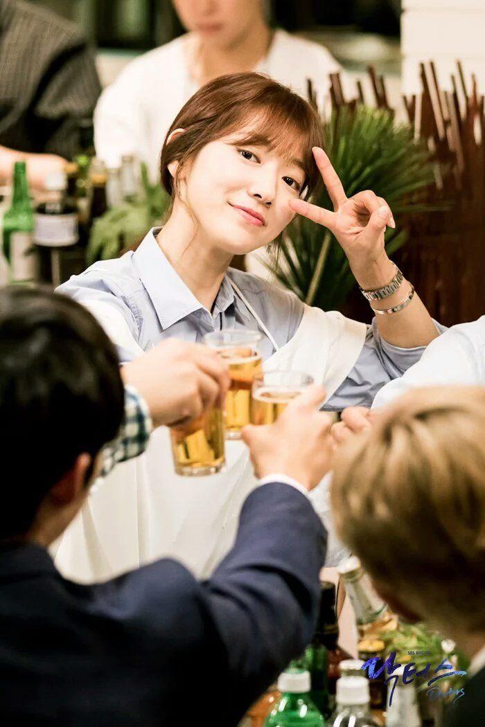 Viu Singapore on | Park Shin Hye | Park shin hye, Korean drama, dan Park