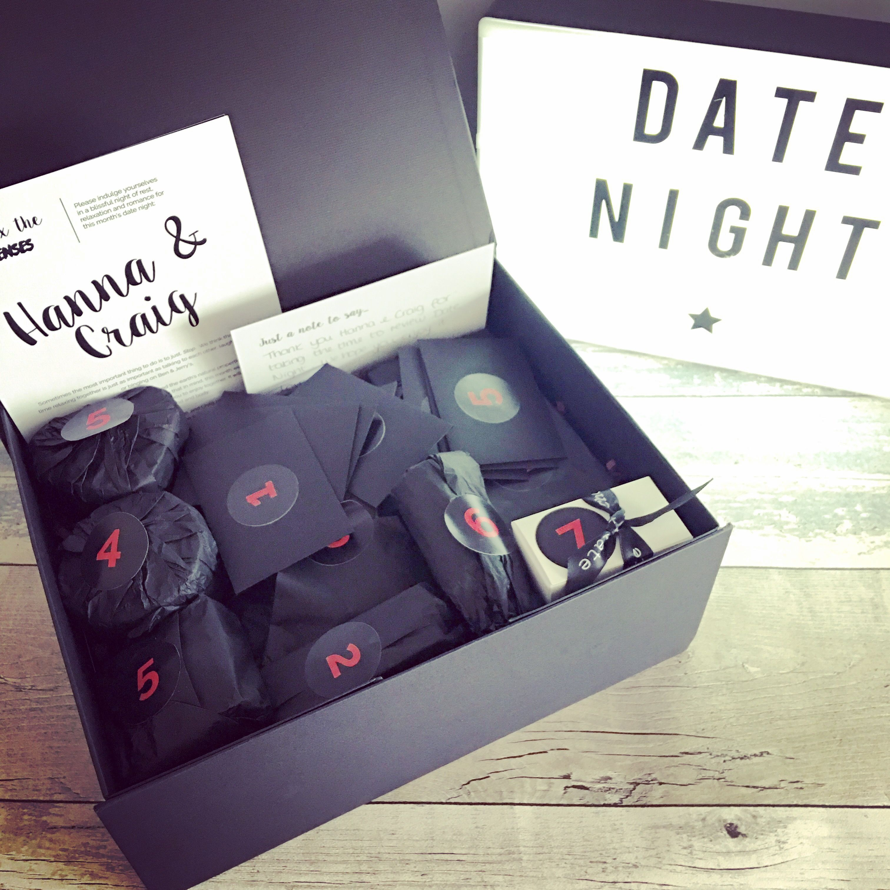 Brilliant Idea For A Subscription Box Date Night