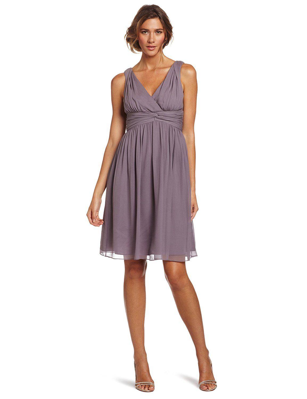 Donna Morgan Women\'s Jessie Short Chiffon Dress > Unbelievable item ...