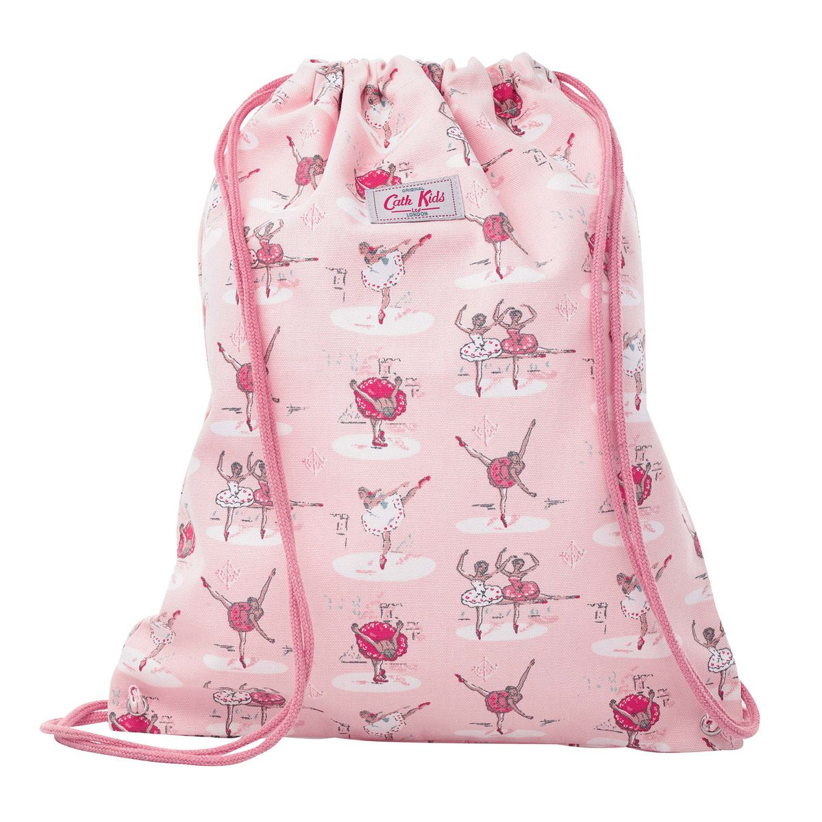 Cath Kidston Ballerina Kids Drawstring Bag | All Things Shabby ...