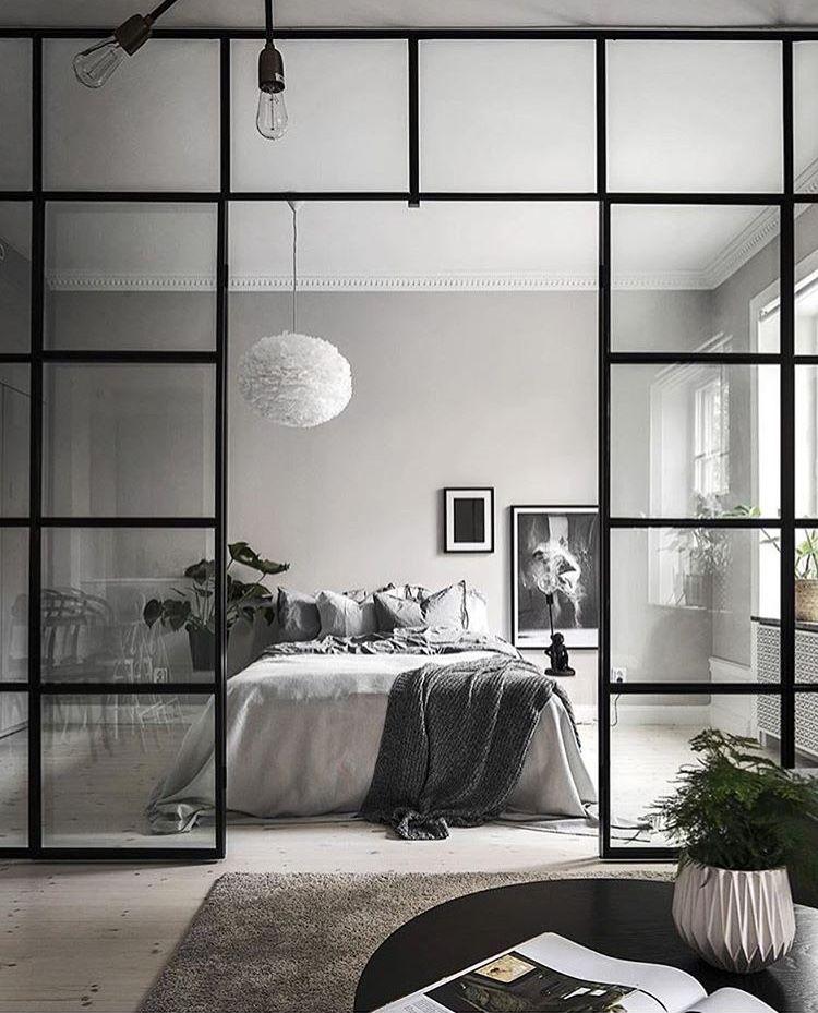 Windfang, Fenster, Dachboden Speicher, Von Innen Nach Außen, Schlafzimmer,  Modernes Wohnen, Innenausbau, Schwarz Und Weiß, Immobilien