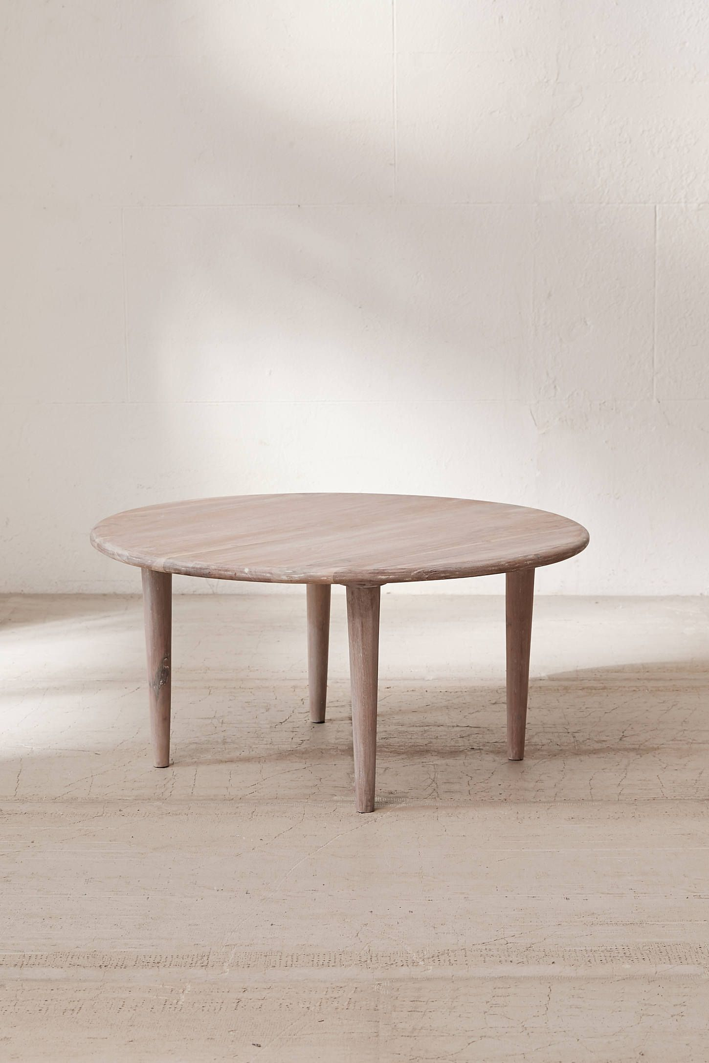 Palo Coffee Table Coffee Table Urban Outfitters Round Wood