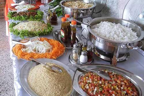 Casamento com churrasco o que servir decora o for Servir comida