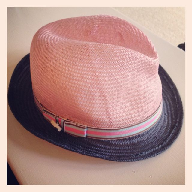 c79e0f05a6598 A kelly christy hat. The original milliner to color block hats ...