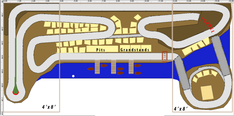 """Porto Corsa"" Track - Slot Car Illustrated Forum"