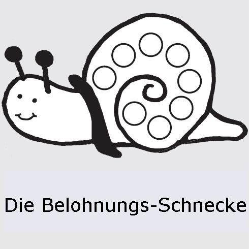 Punkteplan Schnecke | Schnecke | Pinterest | Schnecke, Schule und Kita