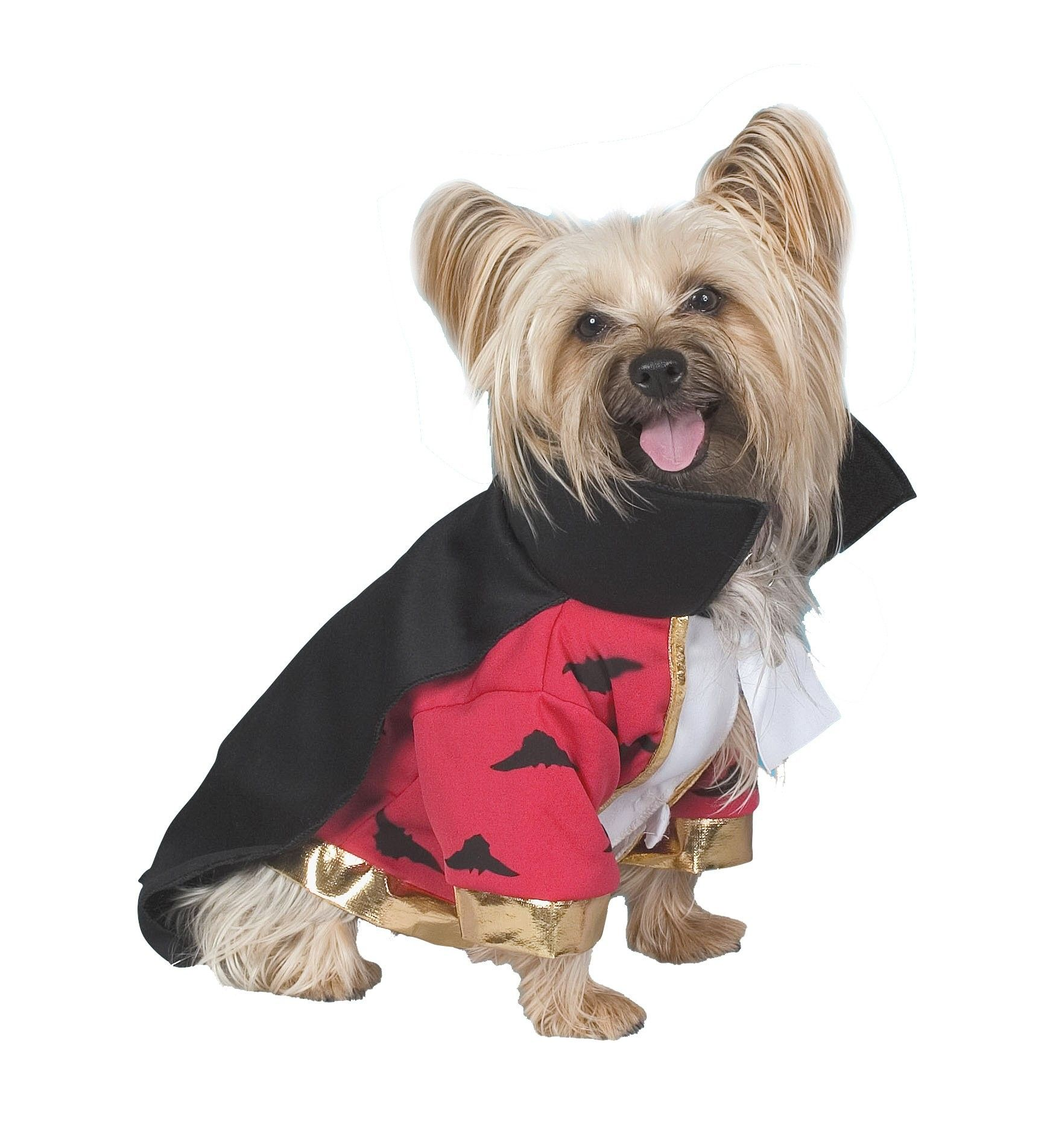 Deluxe vampire dog costume includes costume small 10