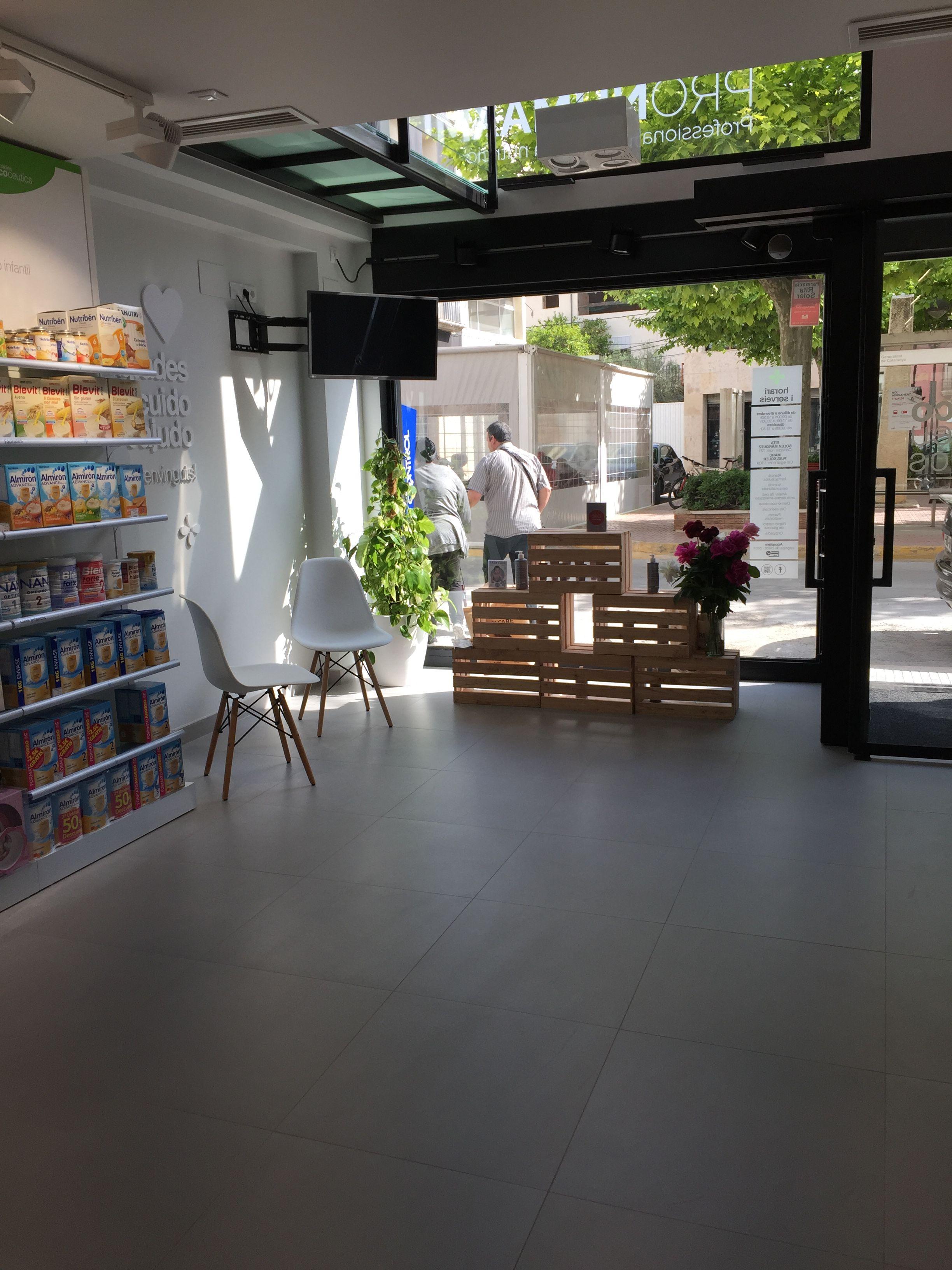 Farm Cia Rita Soler Ecoceutics Farmacias Pharmacy Ulldecona  # Muebles Ulldecona